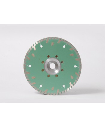 Flush Cut Tear Drop Segment Diamond Blade 125mm Diam