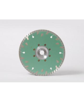 Flush Cut Tear Drop Segment Diamond Blade 125mm Diam